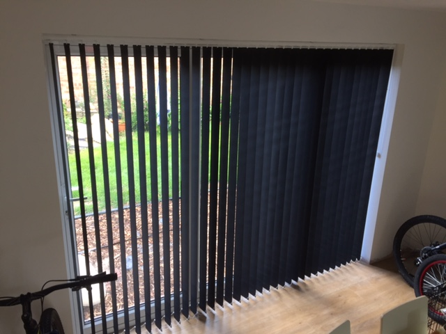 Vertical Blinds Capri Blinds 01223 894020